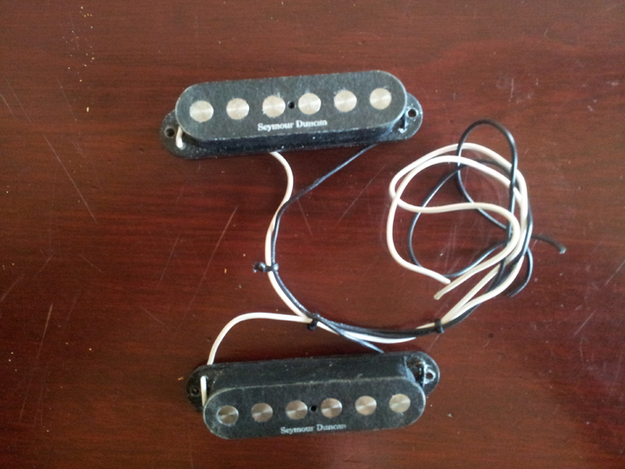 Seymour Duncan SSL-4 Quarter-Pound Flat zolossi images