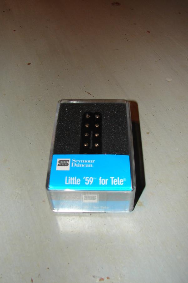 seymour duncan st59 1b little 39 59 telecaster image 1414611 audiofanzine. Black Bedroom Furniture Sets. Home Design Ideas