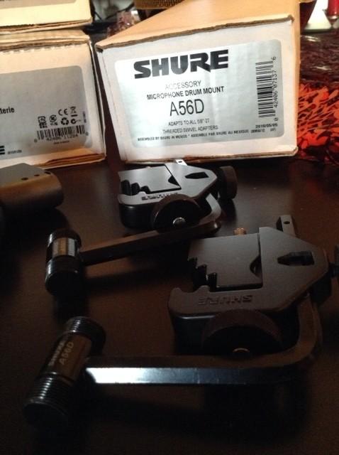 Shure A56D (20512)