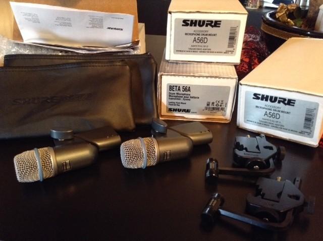 Shure A56D (12672)