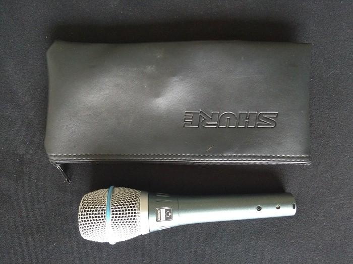 Shure Beta 87A (96515)