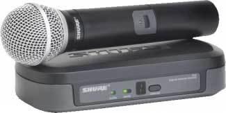Shure PGXD24/PG58 (84380)