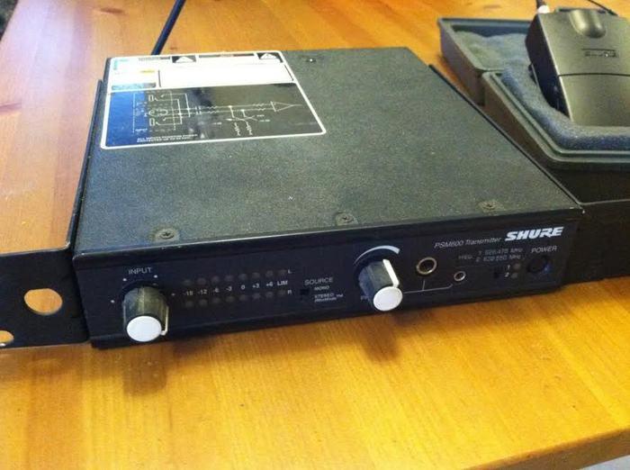 Shure PSM 600 IdealAudio images