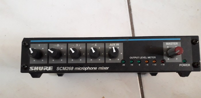 Shure SCM268