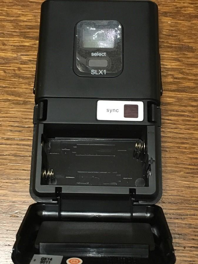 Shure SLX1 (38700)