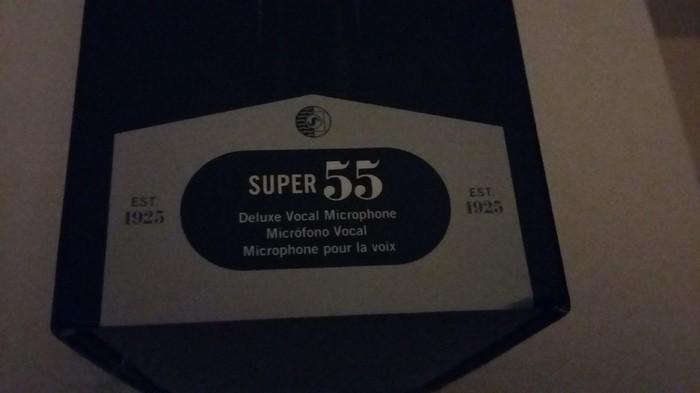 Shure Super 55-BCR (60321)