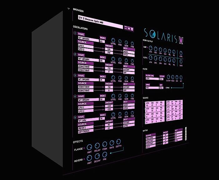skrock music solaris image 1499098 audiofanzine. Black Bedroom Furniture Sets. Home Design Ideas