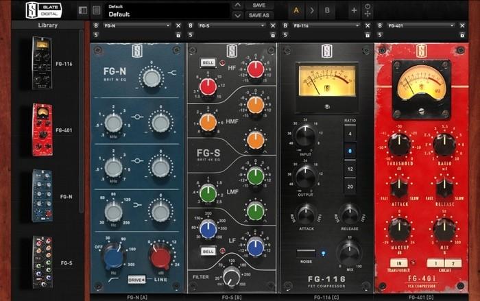 Slate Digital Virtual Mix Rack (86059)