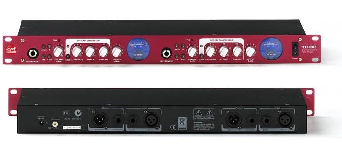 SM Pro Audio TC-02 (73005)