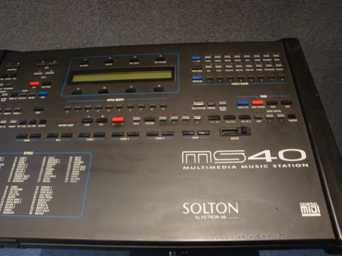 Solton ms40 user