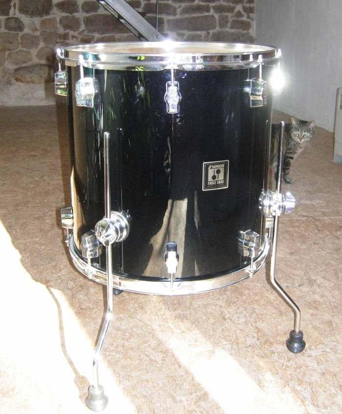 sonor floor tom 16x16 image 48394 audiofanzine