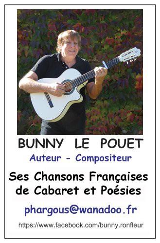 Ses chansons Françaises de cabaret