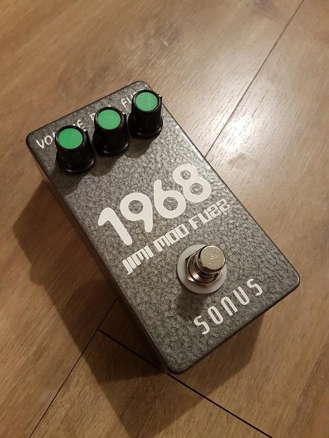 Sonus Pedals 1968 Germanium Jimi Mod Fuzz (40899)