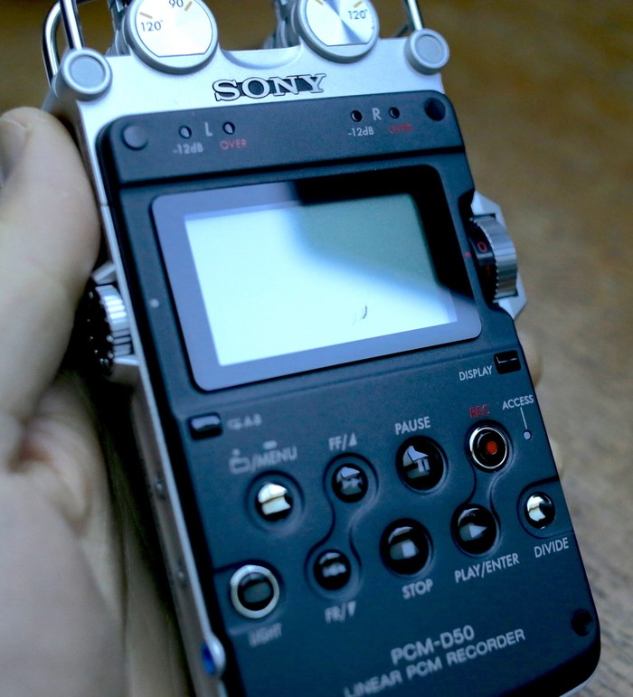 Sony PCM-D50 (73263)
