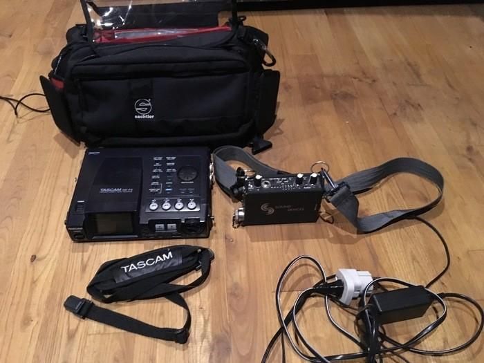 Tascam HD-P2 (98361)