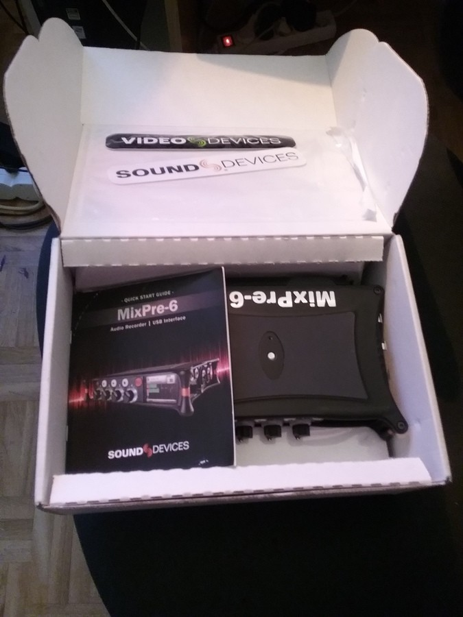 Sound Devices MixPre-6 (71577)