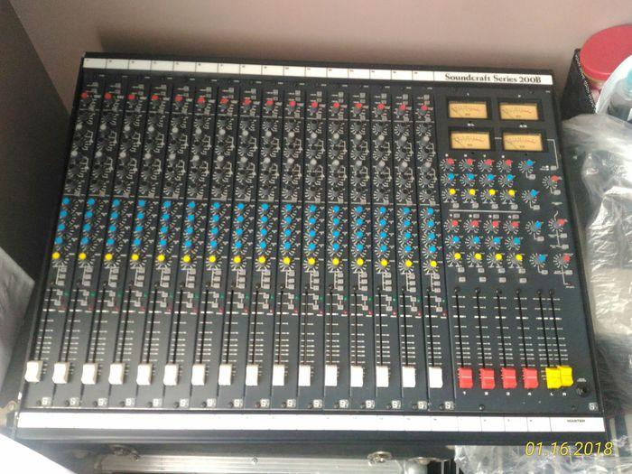 Soundcraft 200B (91573)