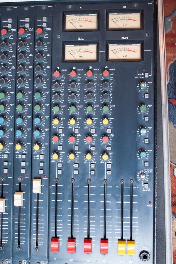 Soundcraft 200SR 3