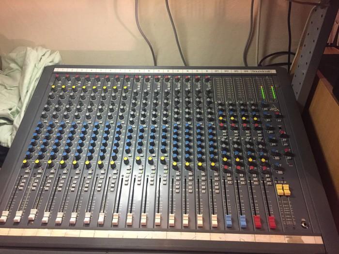 Soundcraft DLX 16/4/2 (45208)