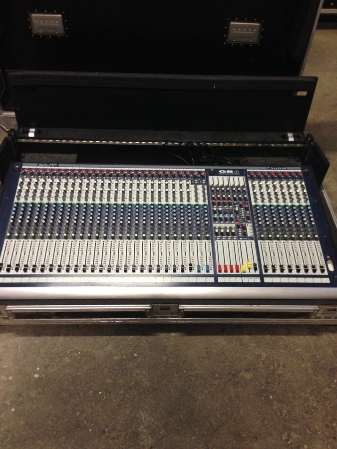 Soundcraft GB4 24 (55300)