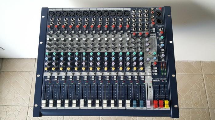 soundcraft mfxi 1