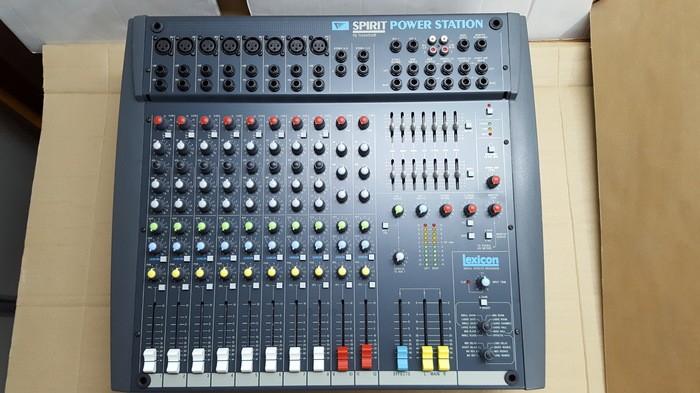 Soundcraft Powerstation (45446)