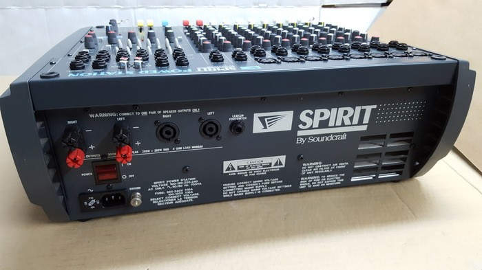 Soundcraft Powerstation (2991)