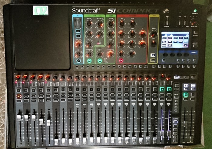 Soundcraft Si Compact 24 (1773)