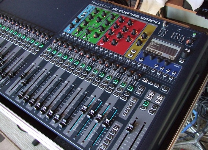 Soundcraft Si Expression User Manual