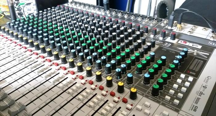 Soundcraft Signature 22 MTK (83415)