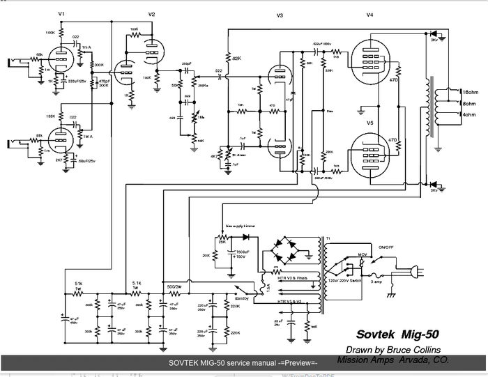 sovtek mig 50 HS - Audiofanzine on marshall avt 100 input schematic, guitar amp effects loop schematic, soldano atomic 16 schematic, silvertone 1482 schematic, peavey classic 50 schematic, ibanez tsa15h schematic, mig 100 schematic, slo-100 schematic,