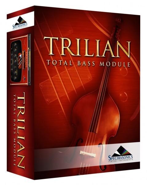 Spectrasonics Trilian (62646)