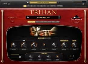Spectrasonics Trilian (61162)