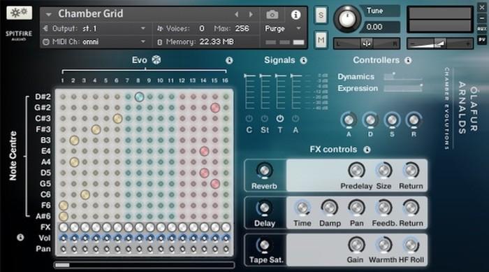 Spitfire Audio Ólafur Arnalds Chamber Evolutions (17394)