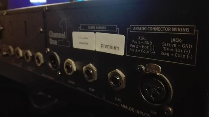 SPL Channel One Premium (64110)