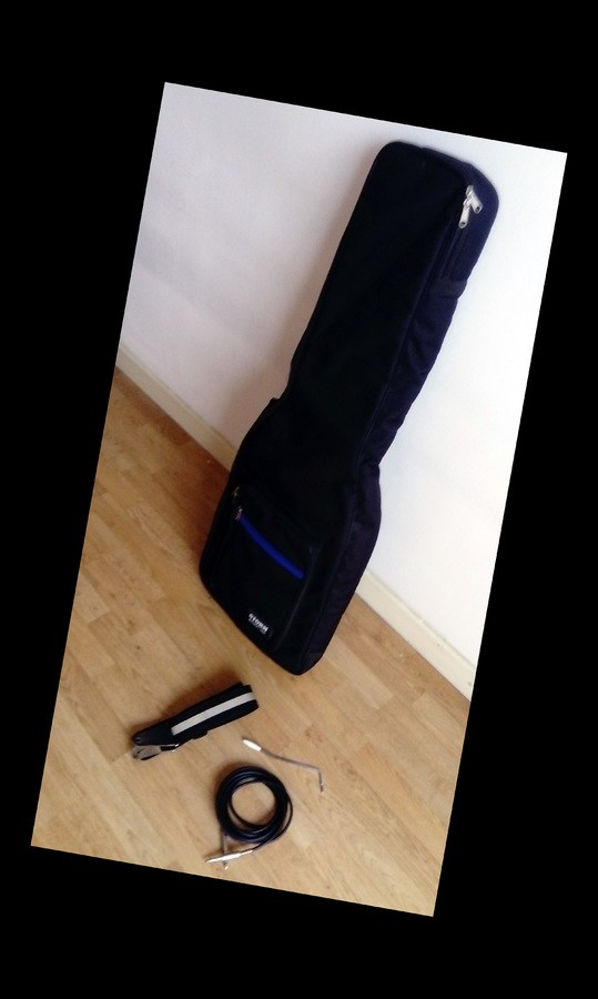 Squier Affinity Stratocaster (8652)