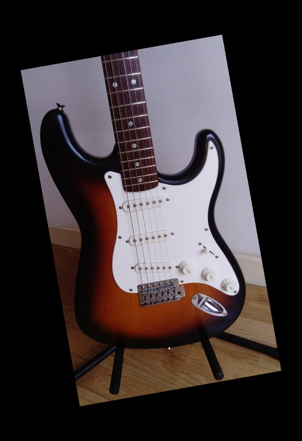Squier Affinity Stratocaster (61018)