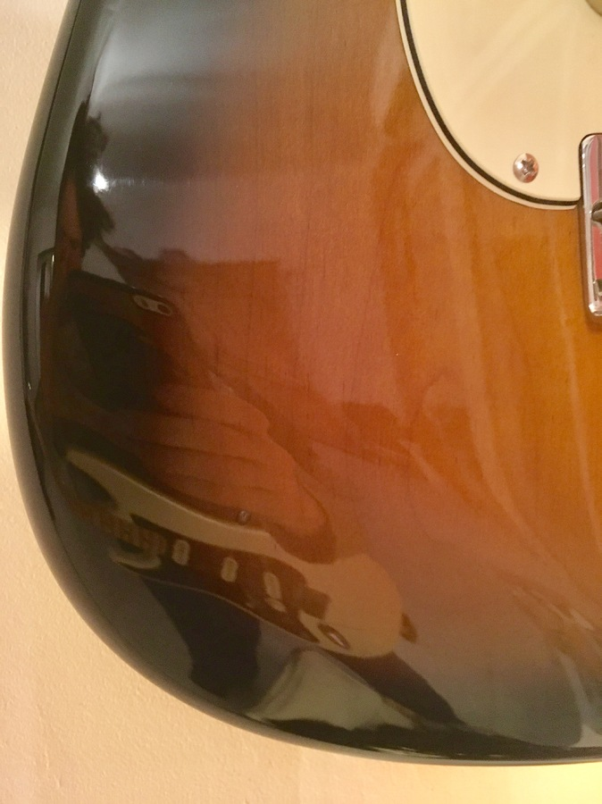 Squier Classic Vibe Stratocaster '50s zombie images