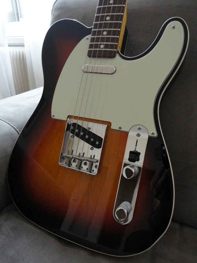 Squier Classic Vibe Telecaster Custom LOVE_FOCAL images