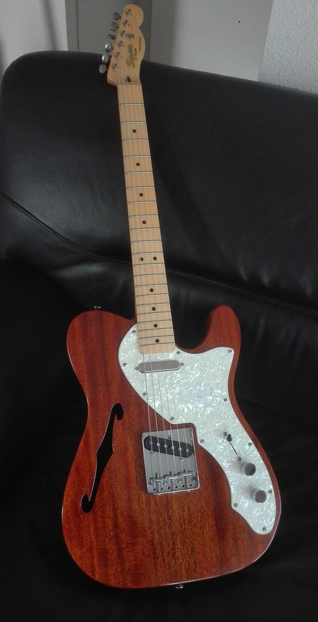 Squier Classic Vibe Telecaster Thinline (41038)
