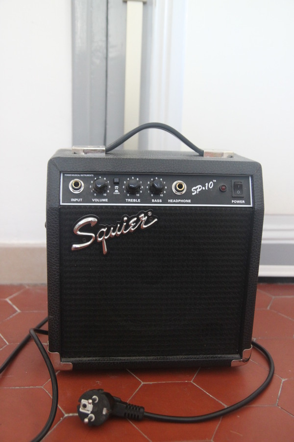 squier sp 10 amp manual