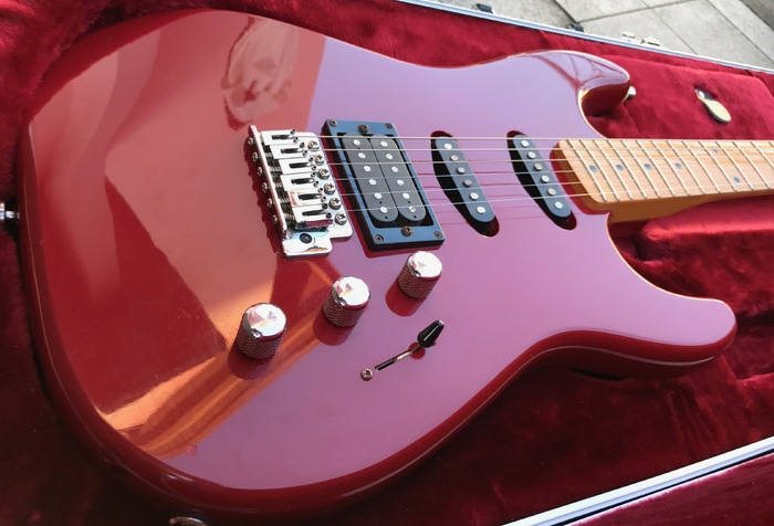 Squier Stratocaster (Made in Korea) Anonymous  images