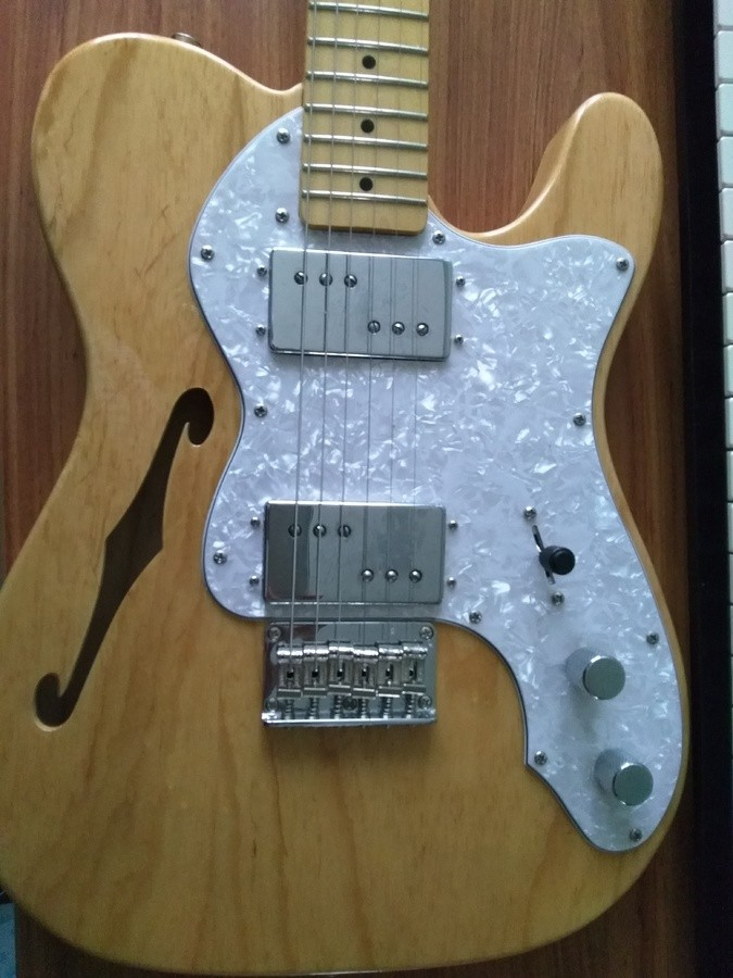 Squier Vintage Modified '72 Tele Thinline (80271)