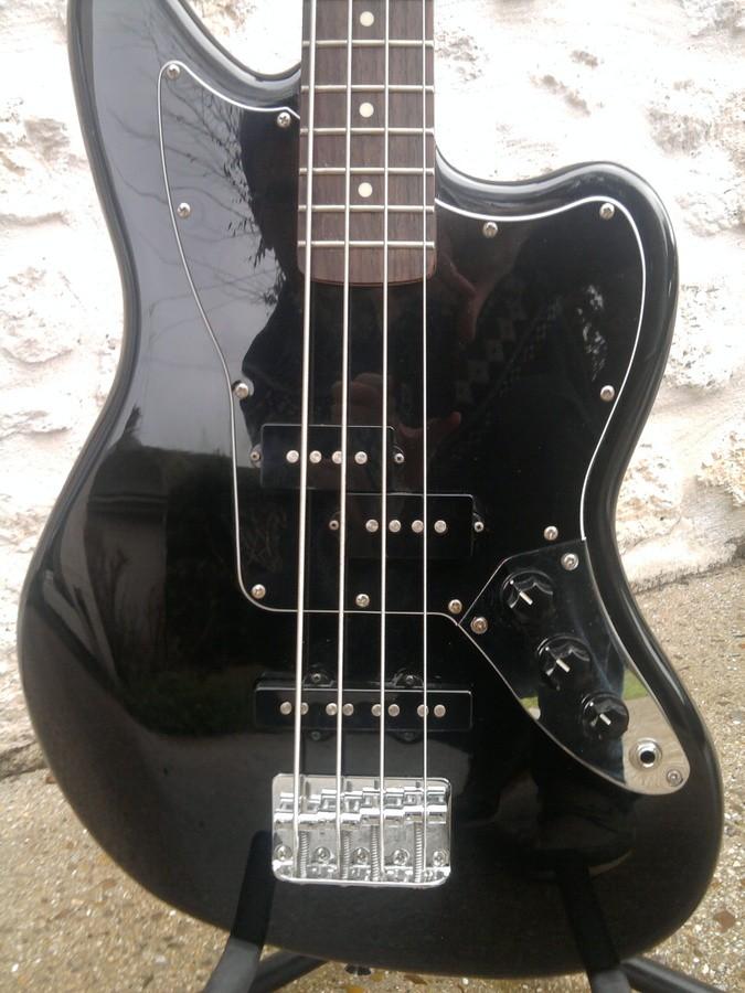 Squier Vintage Modified Jaguar Bass Special SS (3313)