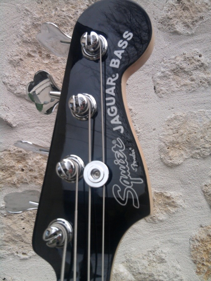 Squier Vintage Modified Jaguar Bass Special SS (48616)