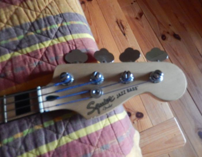 Squier Vintage Modified Jazz Bass (36245)