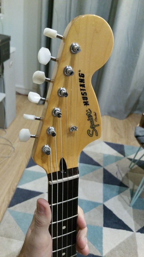 Squier Vintage Modified Mustang (16096)