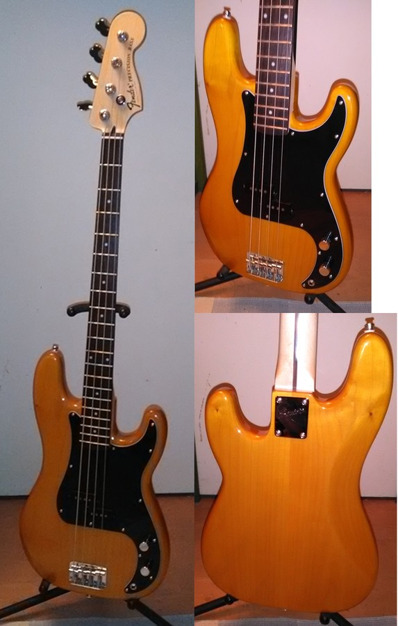 Squier Vintage Modified Precision Bass (39201)