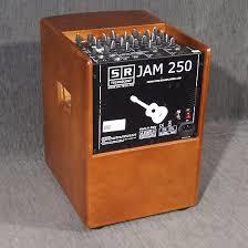 SR Technology JAM 250 - Wood (33439)