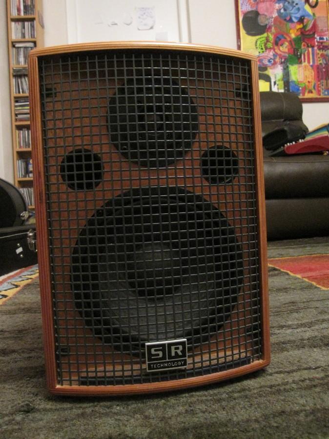 SR Technology JAM150 Plus - Wood (52557)